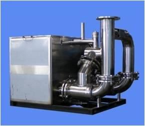 污水提升设备与传统污水提升设备的比较